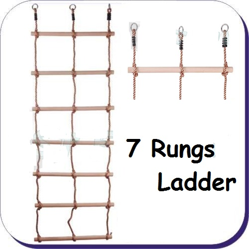 Ropes Ladders Amp Nets Rope Ladder 7 Rungs Quot Double Quot