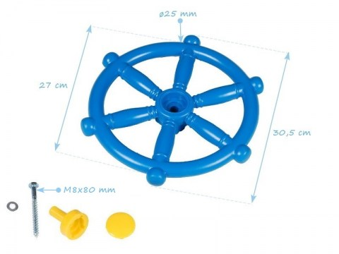 marine kids steering wheeel for climbing frame play house plastic wheel childrens